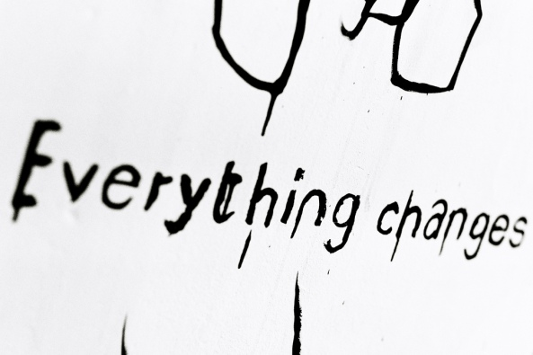 Tot canvia